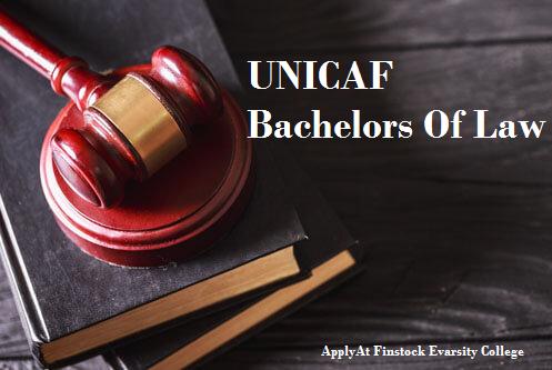 UNICAF_BA_LAW